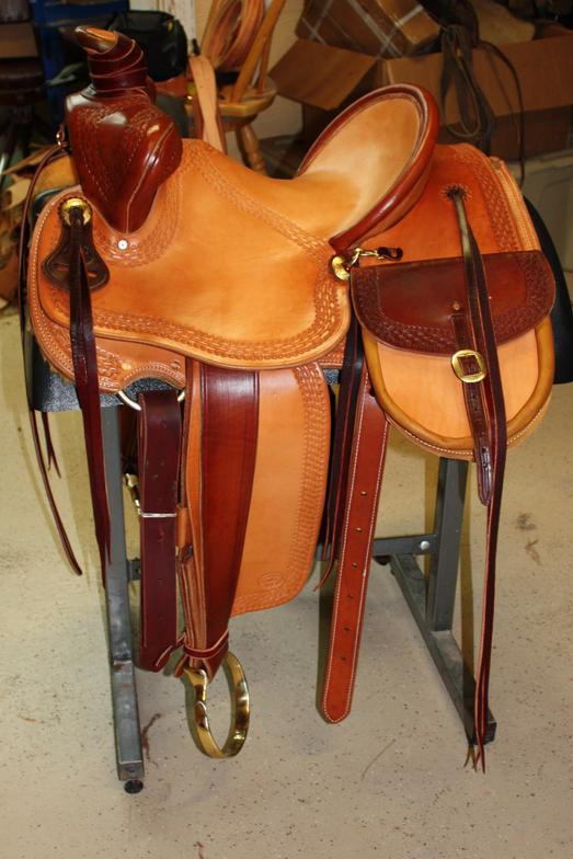 Trainer Saddles High Quality